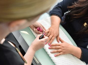 Nail Bar at VL Aesthetics