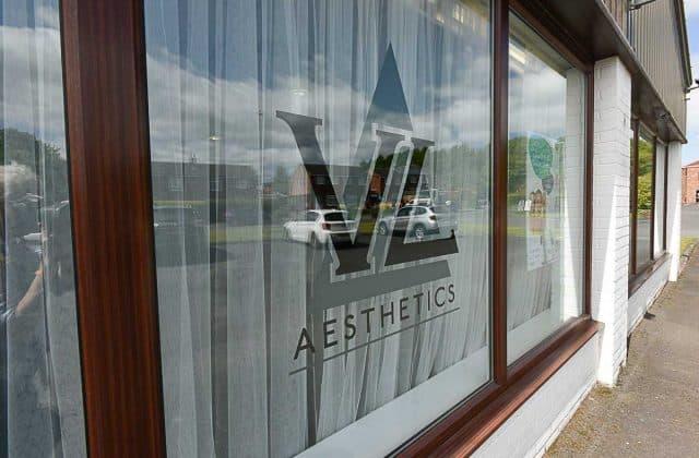 Outside of VL Aesthetics