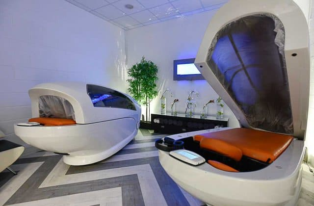 SpaCapsule – Advanced Wellbeing Technology at VL Aesthetics
