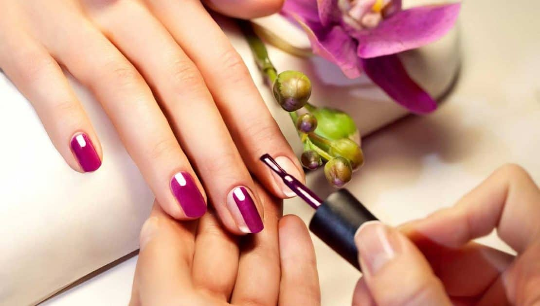 CND Shellac Gel Nails at VL Aesthetics