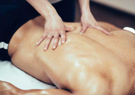 Sports Massage at VL Aesthetics