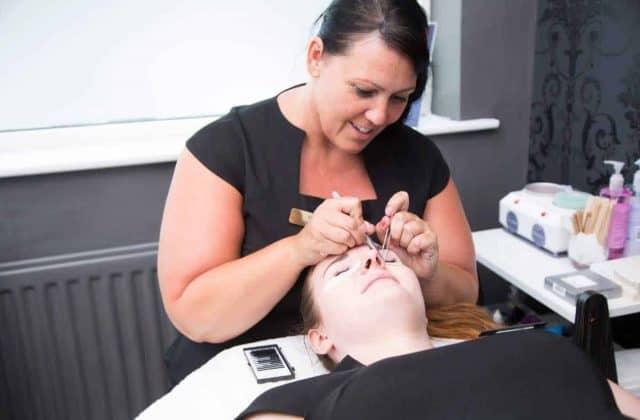 Eyelash Extensions at VL Aesthetics
