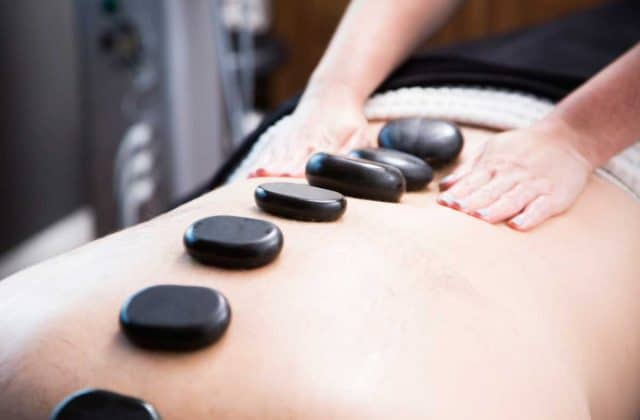 Hot Stone Massage at VL Aesthetics