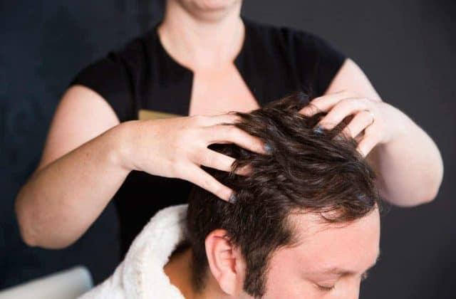 Indian Head Massage at VL Aesthetics