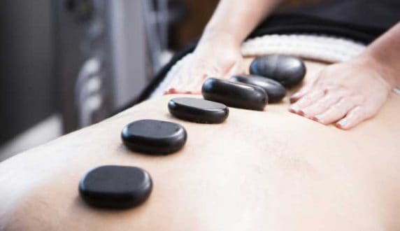 Hot Stone Massage at VL Aesthetics