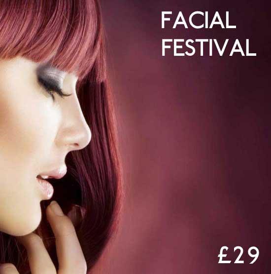 Facial Festival at VL Aesthetics