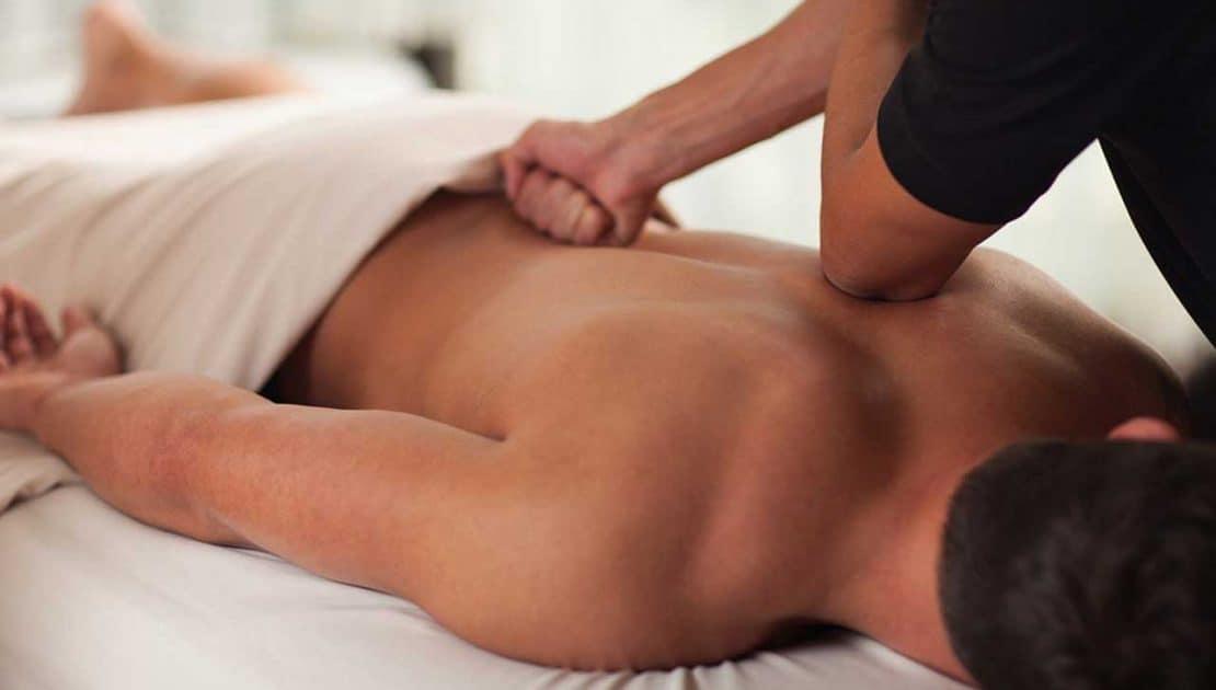 Deep Tissue Massage at VL Aesthetics