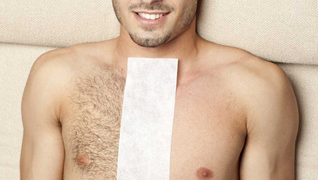 Male Waxing at VL Aesthetics